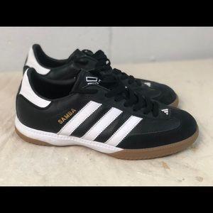 Adidas Millennium Samba Soccer Shoes sz 7.5 EUC